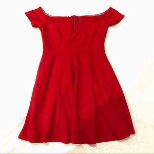 Lulu's | Red Dress Sz M